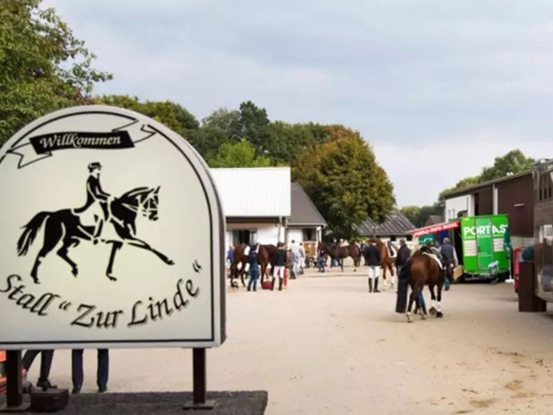 Stall Zur Linde als Heimat des RSV